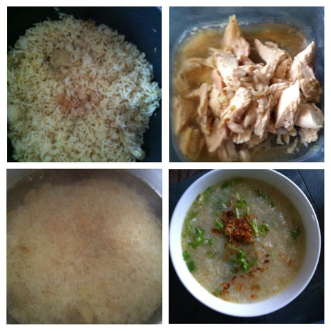 What I cooked today (家常便饭系列)- 25-7-2013