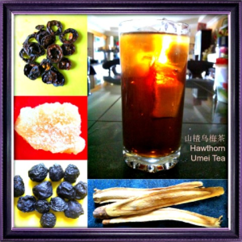 Need A Drink To Repair Your Vocal Cord? Hawthorn Ume Is The Tea For You!