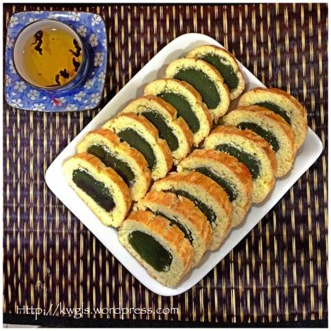 Is This Moon Cake Originates From Shanghai? Shanghai Moon Cake (上海月饼)