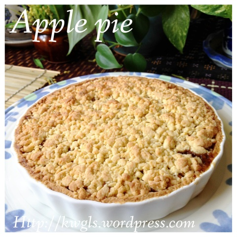 Apple Pie (苹果派)