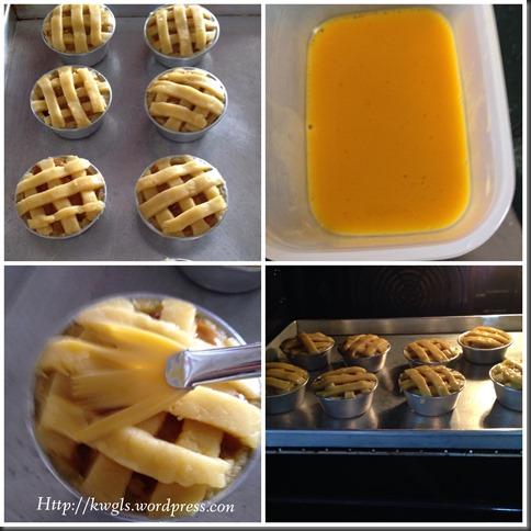 Japanese Curry Flavoured Potato Pie (日式咖喱土豆派)