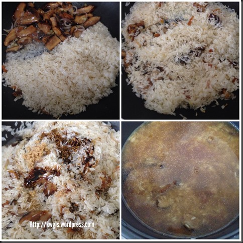"""""""Clay Pot (""""?"""") Chicken Rice?– Cooking """"Clay Pot"""" Chicken Rice Using Rice Cooker"""