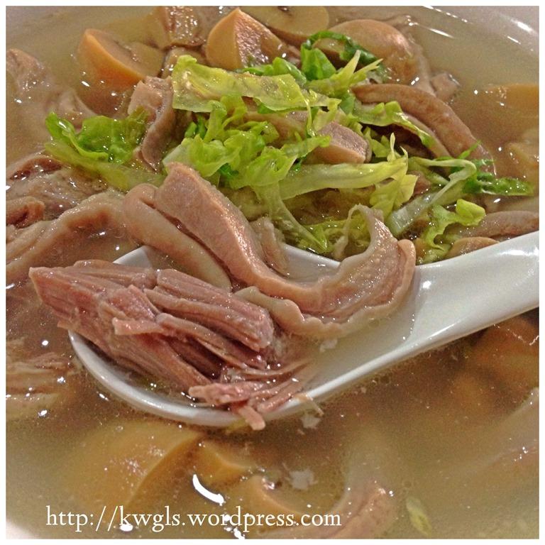Some Spicy Soup To Heat Up Your Stomach Chinese Hog Maw Soup Guai Shu Shu