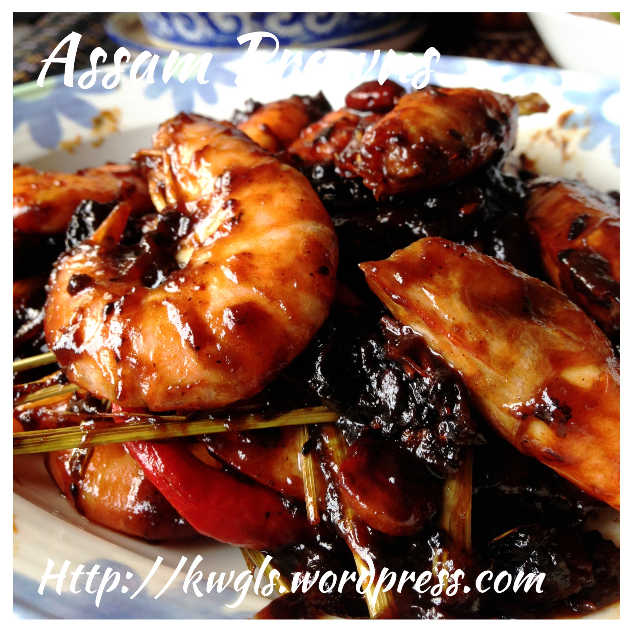 Prawns prawns prawns join me to cook assam prawns guai shu shu processed with moldiv forumfinder Image collections