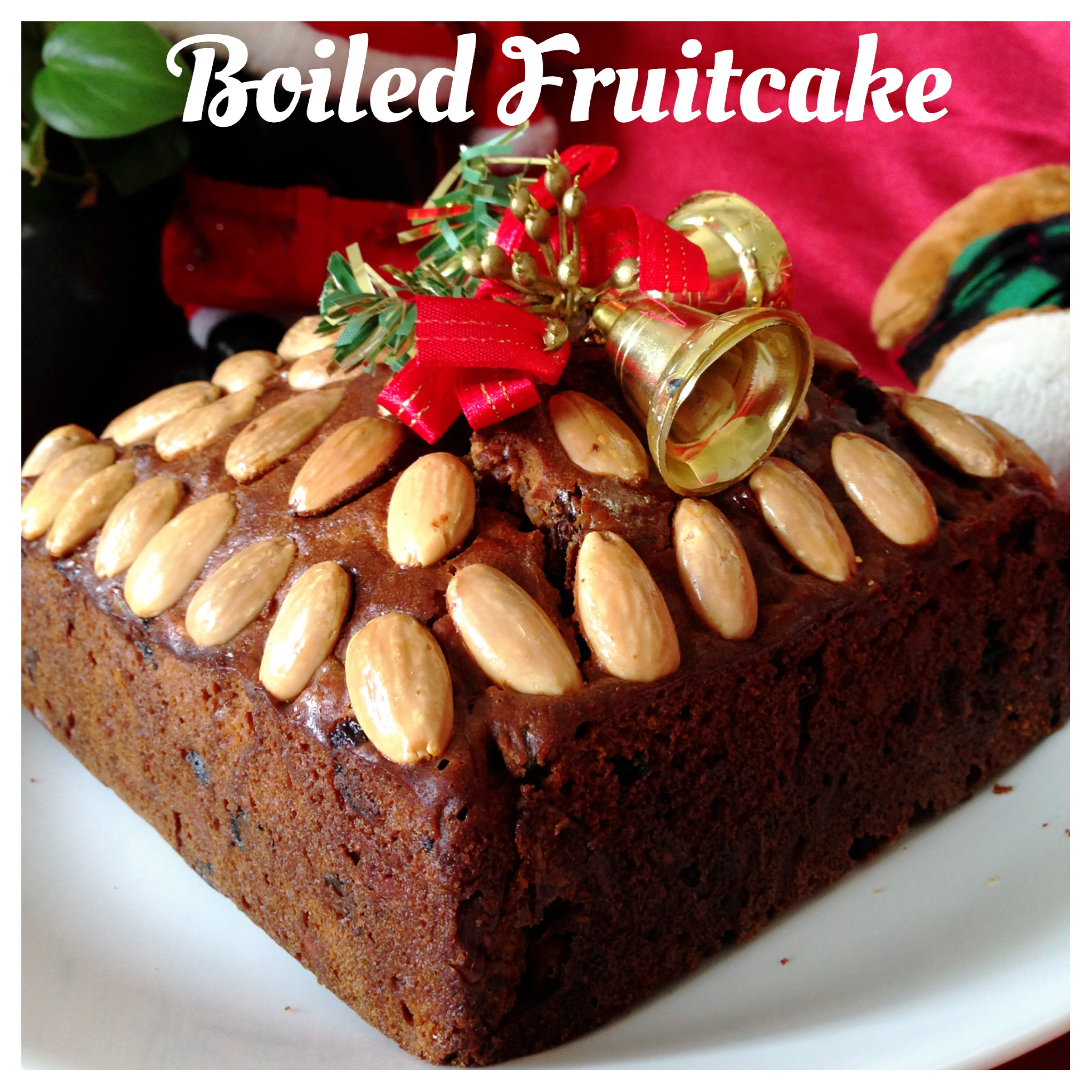 Is It Not Time To Get Ready Your Christmas Fruit Cake Boiled