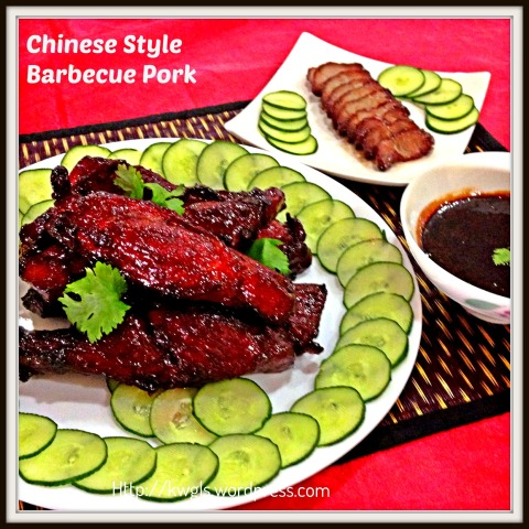 Another Uniquely Chinese Cuisine–Chinese Style Barbecue Pork–Char Siu (蜜汁叉烧)