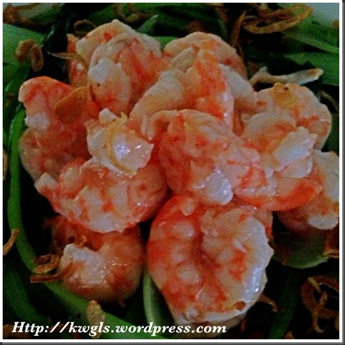 Prawns, Prawns, Prawns… Join Me To Cook Assam Prawns