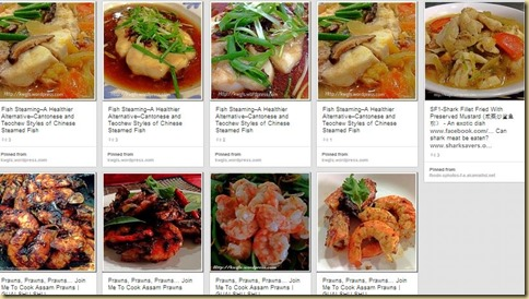 3-Seafood Dishes