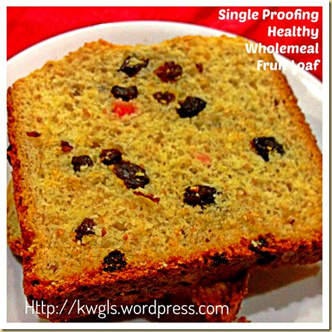 healthy fruit loaf recipe why is fruit healthy