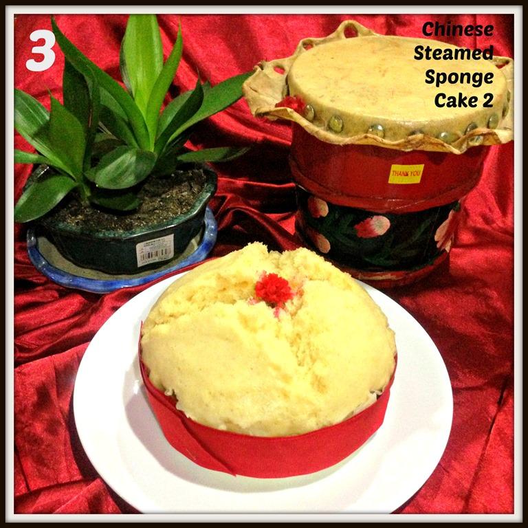 Steamed Red Date Cake Recipe