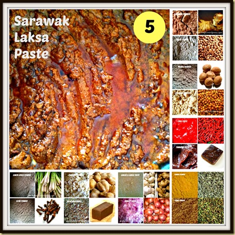5-Sarawak Laksa Paste