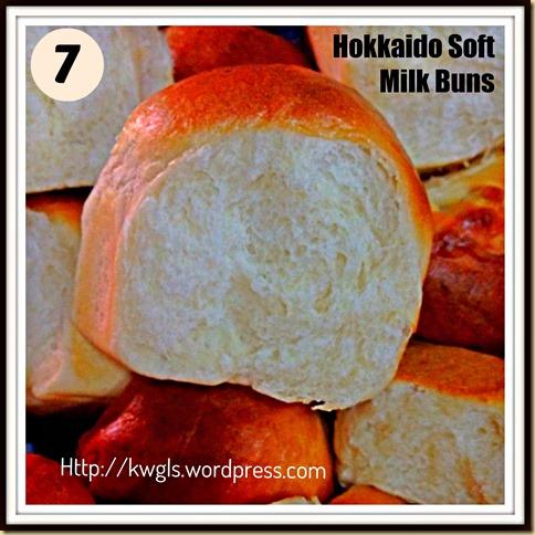 7-Hokkaido Milk Buns