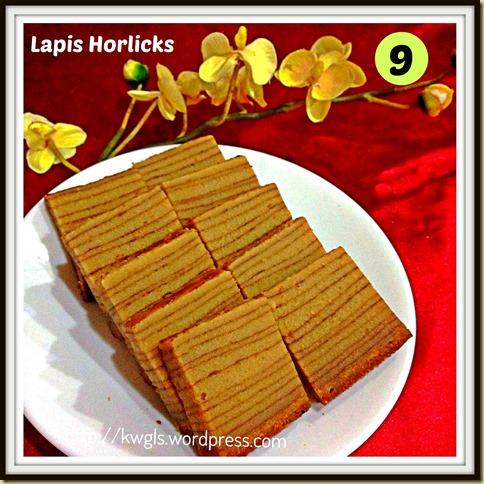 9-Lapis Horlicks