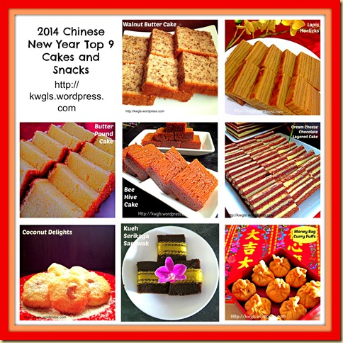 Chinese New Year Cake 21
