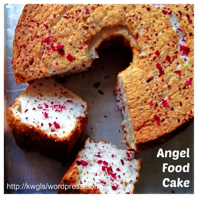 Too much egg whites left try rose angel food cake guai shu shu img69551 forumfinder Gallery