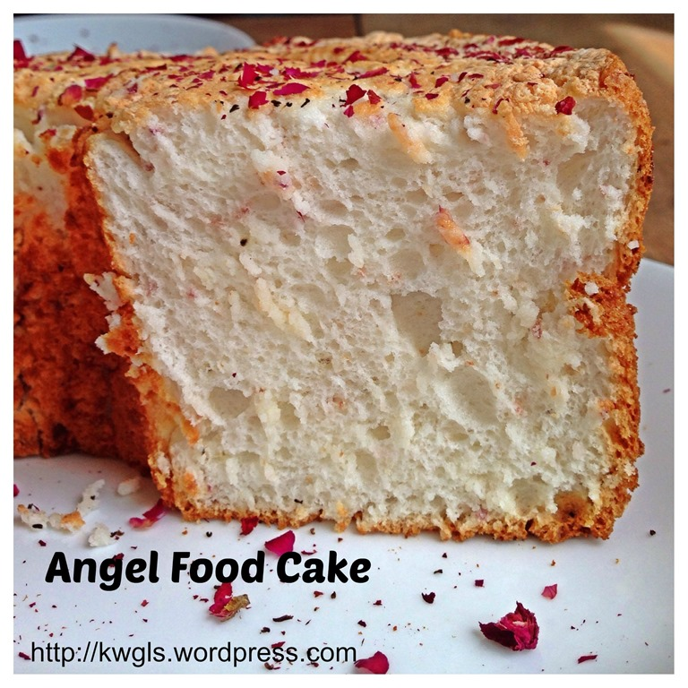recipe: angel food cake using almond flour [29]