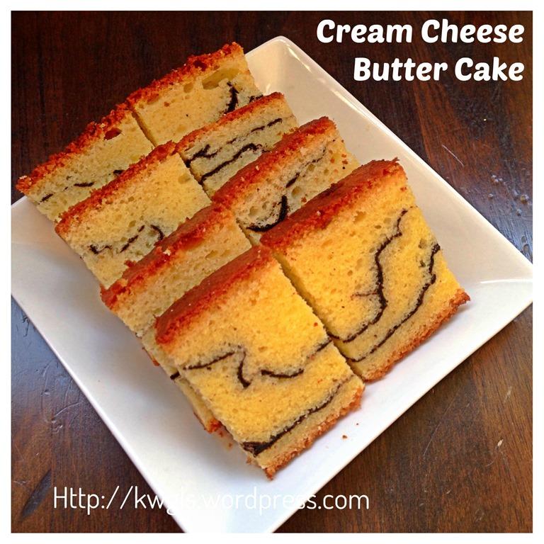 Traditional Butter Cake Recipe Malaysia