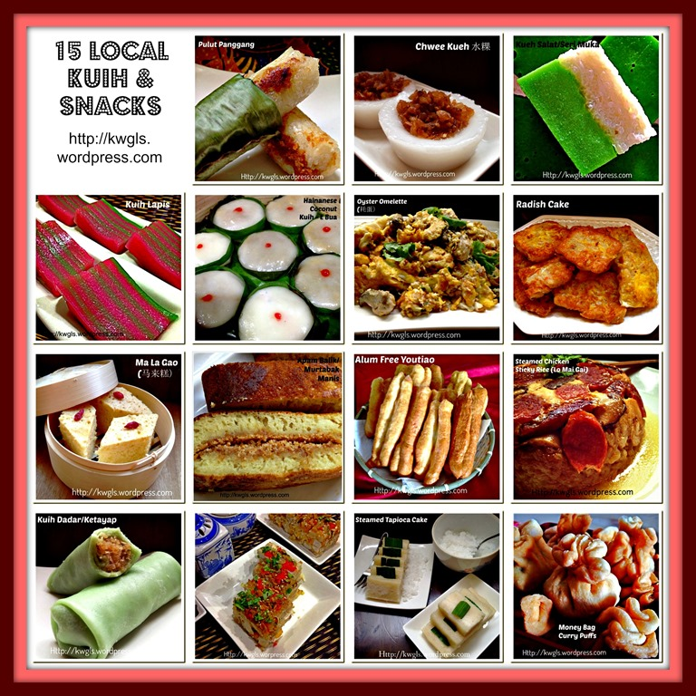 15 local singapore and malaysian kuih and snack special compilation picmonkey collage forumfinder Gallery