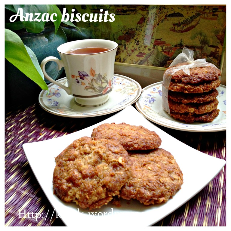 A Biscuit That Have Long History Significance Anzac Biscuits 澳纽