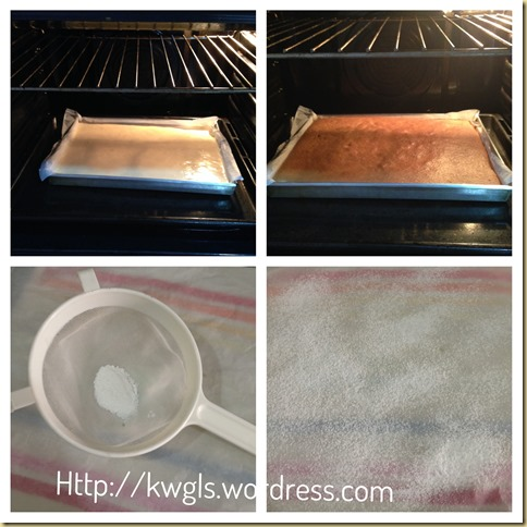 Another No Frill Simple Basic Recipe–Sugar Rolls (瑞士糖卷)