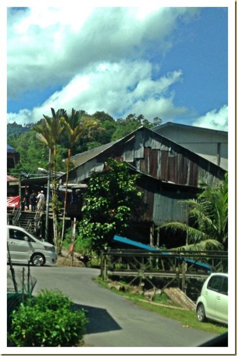 A Short Trip to Annah Rais Long House, Kuching, Sarawak East Malaysia