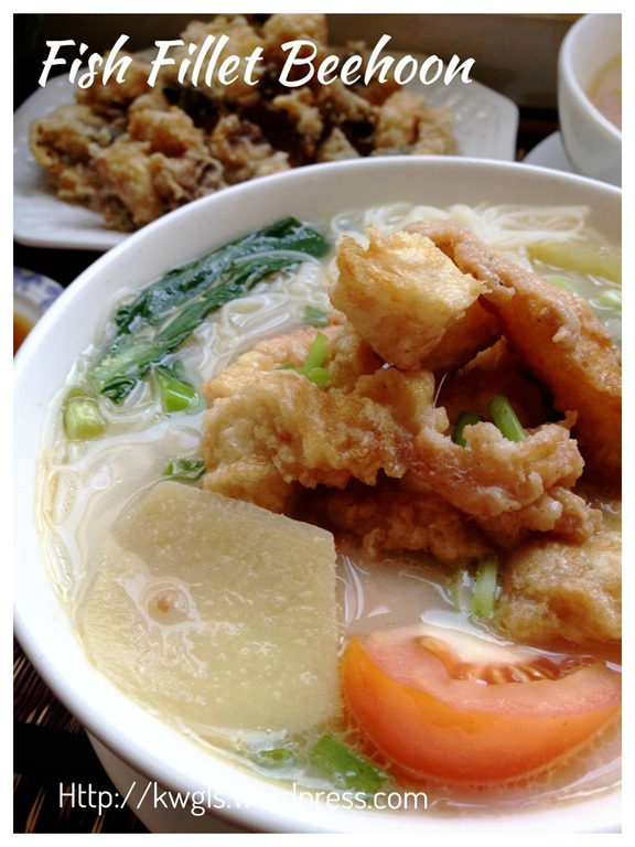 Fish headfillet rice vermicelli soup guai shu shu img65961 forumfinder Image collections