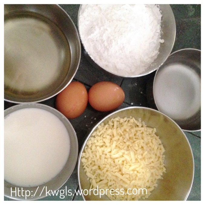 Gluten Free Brazilian Cheese Buns (巴西奶酪面包) | GUAI SHU SHU