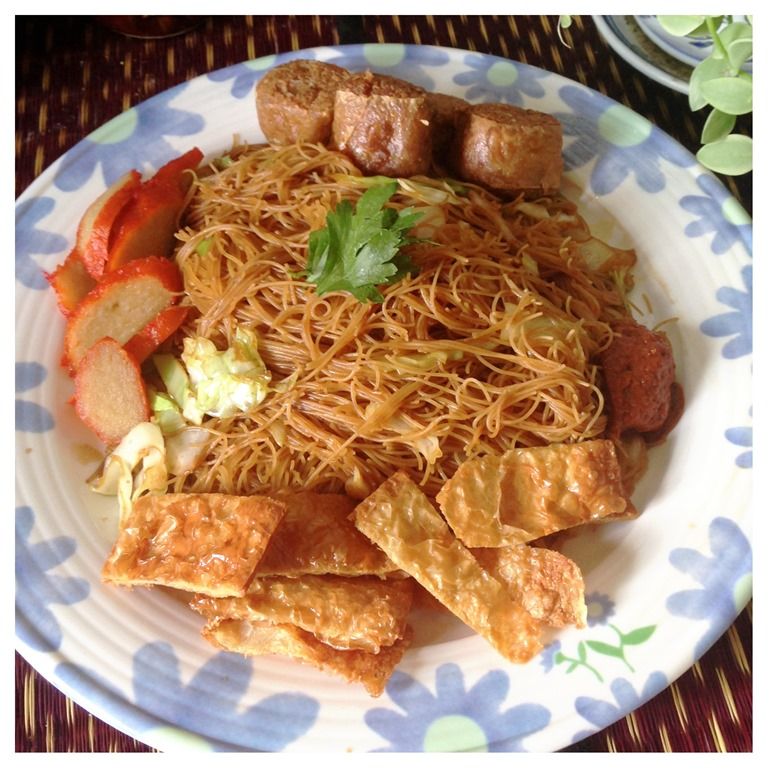 Vegetarian dishes guai shu shu vegetarian sarawak kolo noodles non vegetarian recipe a noodle dish that chinese sarawakian would not be able to let go forumfinder Choice Image