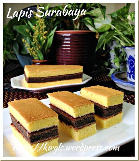 Healthier And Cheaper Version of Lapis Surabaya