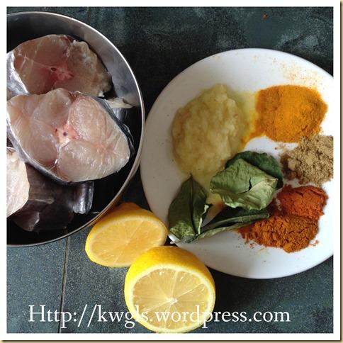 Fish Biryani (Nasi Biryani Ikan)