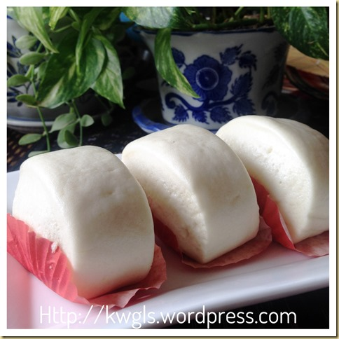 Time To Cleanse Your Body After Chinese New Year Feast–Flower Buns (花卷)