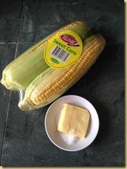 Steamed Sweet Corn Snack (香甜蒸玉米)