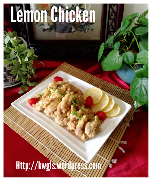 Lemon chicken another star hawker dish in singapore and malaysia img5160 forumfinder Images