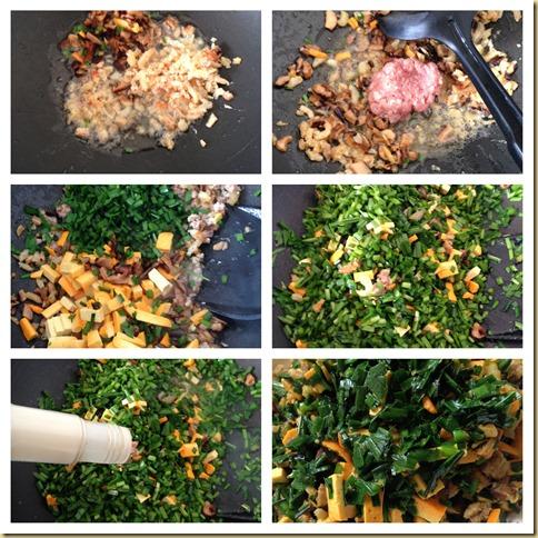 Garlic Chives Steamed Rice Cake–Teochew Ku Chai Kuih (潮州韭菜粿)