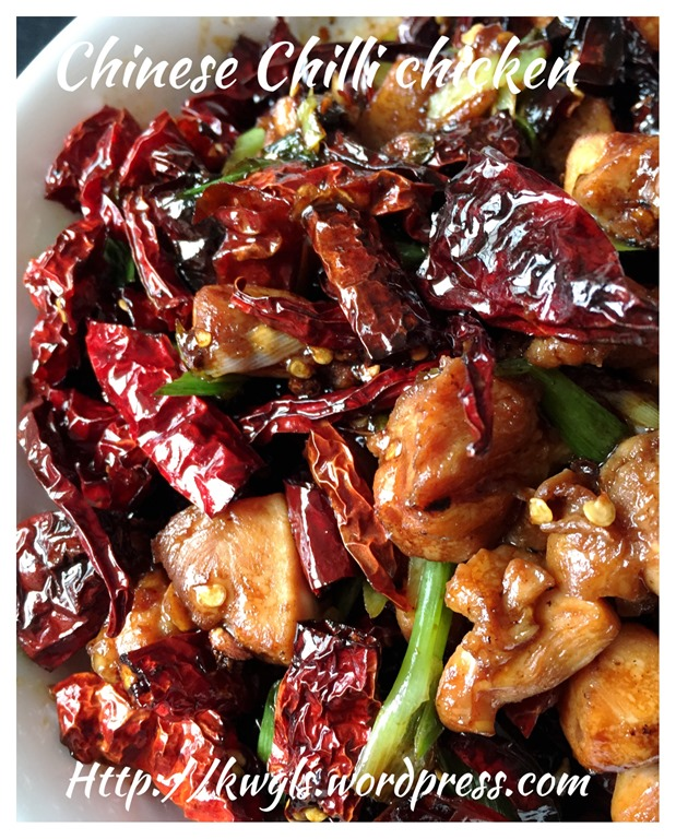 Chinese chilli chicken guai shu shu chicken with chillies pinyin l z j literally spicy chicken is a well known sichuan style chinese dish it consists of marinated forumfinder Image collections