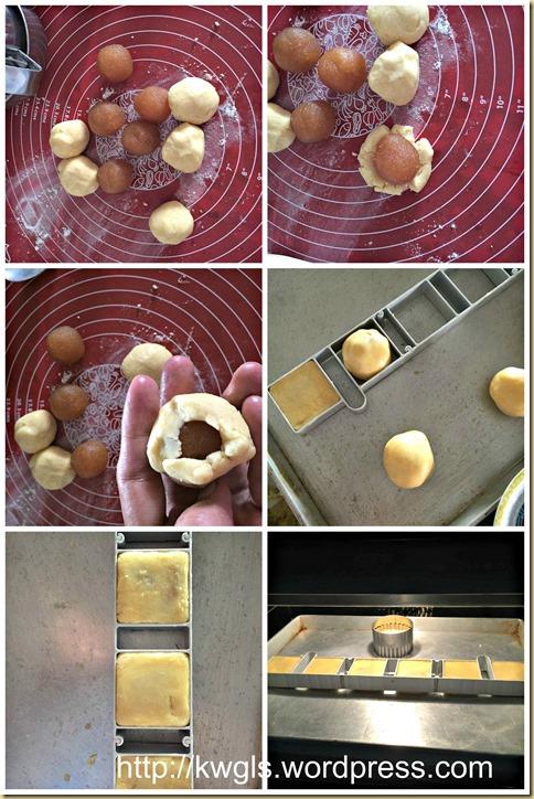 Taiwanese Pineapple Cake (台式凤梨酥)