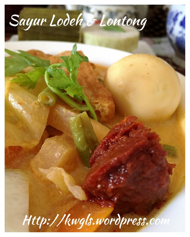 Image Result For Lontong Wikipedia