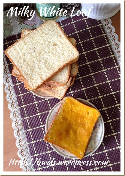 Pumpkin Coconut Jam aka Pumpkin Kaya (金瓜加椰)