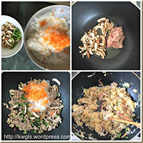 Chinese Shredded Radish Pancake (白萝卜丝煎饼)